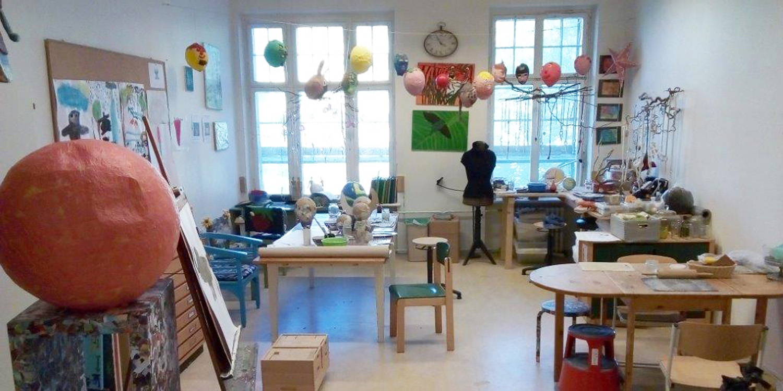 Klassenraum einer Ganztagskleinklasse