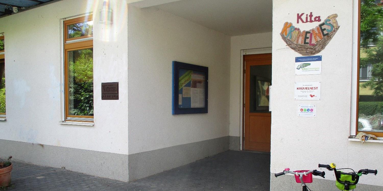 Kita-Eingang