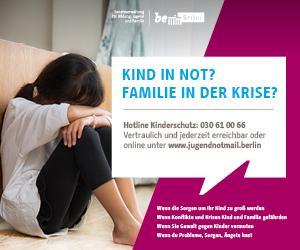 Banner der Kinderschutzhotline