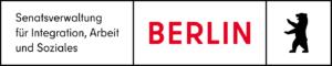 Logo der Senatsverwaltung für Integration, Arbeit und Soziales